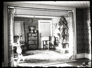 Thumbnail of Interior of house (Greenwich, Mass.)