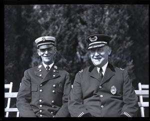Thumbnail of Michael H. Crowley and Henry Fox (r. to l.)