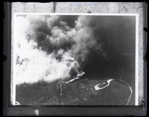 Thumbnail of Brush fire