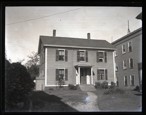 Thumbnail of Alfred W. Ingalls' new house