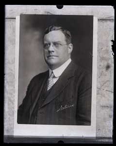 Thumbnail of George H. MacDermott Copy of studio portrait of attorney