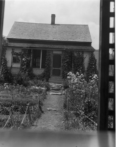 Thumbnail of Professor Will Monroe Gardens and entrance to Monroe's house at Camel's Hump