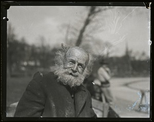 Thumbnail of Old man on Boston Common