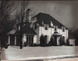 Thumbnail of House of Lewis Travers in winter