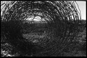 Thumbnail of Roll of wire fencing