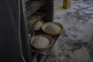 Thumbnail of Hungry Ghost Bread: proofing bread dough
