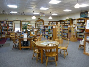 Thumbnail of Adams Free Library: Children's area