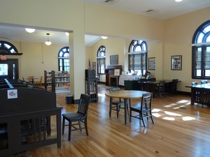 Thumbnail of Athol Public Library: reading room