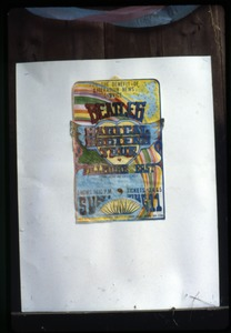 Thumbnail of Magical Mystery Tour poster for special showing of movie for a Liberation News Service benefit