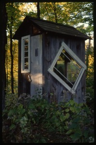Thumbnail of Outhouse, Montague Farm commune