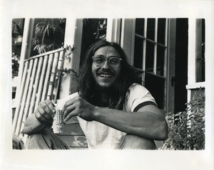 Thumbnail of Harvey Wasserman at Montague Farm Commune