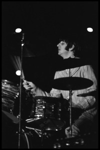 Thumbnail of RIngo Starr performing with the Beatles at D.C. Stadium
