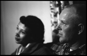 Thumbnail of Mildred and Richard Loving: double portrait