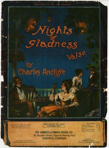 Thumbnail of Nights of gladness valse