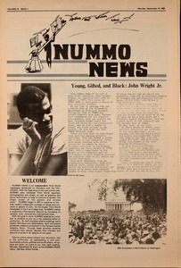 Thumbnail of Nummo news v. 12