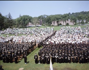 Thumbnail of Commencement exercises