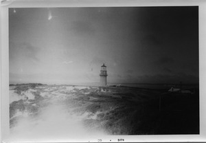 Thumbnail of Lighthouse at Gay Head on Martha's Vineyard Island off Cape Cod