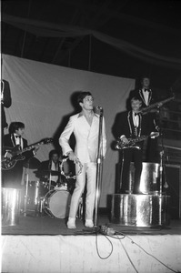 Thumbnail of Homecoming concert, Curry Hicks Cage Mitch Ryder and his Baltimore Band