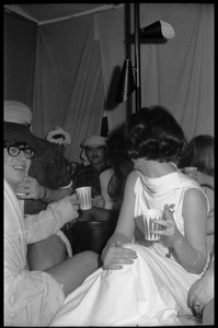 Thumbnail of Bean's Arabian party, Kennedy Tower 605 (Southwest Residential Area), ' UMass Amherst Jack Lowney