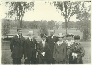 Thumbnail of Kenyon L. Butterfield and family
