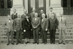 Thumbnail of Conference of Members Trustee Committee on Buildings and Grounds