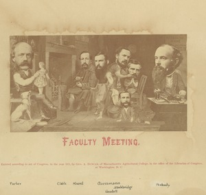 Thumbnail of Faculty meeting