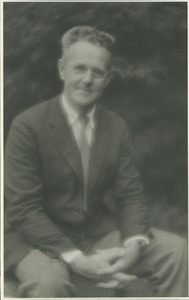 Thumbnail of Lawrence Rich Grose, sitting