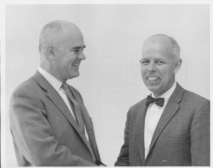 Thumbnail of Carl A. Keyser with John H. Dittfach