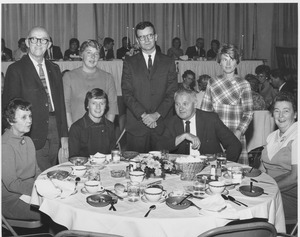 Thumbnail of Warren Pierce McGuirk's Testimonial Dinner