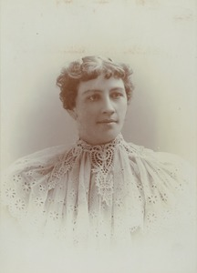Thumbnail of Unidentified female student