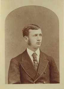 Thumbnail of Unidentified student of the class of 1876