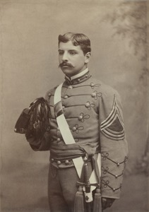 Thumbnail of Alfred A. Hevia in military dress