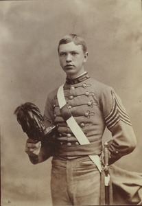 Thumbnail of Charles H. Preston in military dress