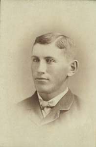 Thumbnail of Class of 1884 unidentified man