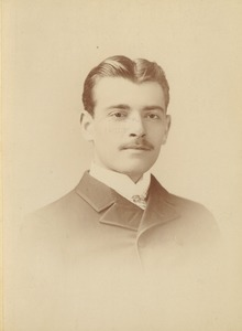 Thumbnail of Jose`Herrro, first lieutenant, class of 1890