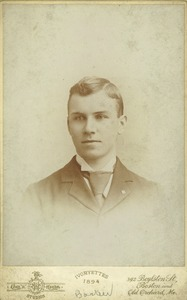 Thumbnail of Louis M. Barker, class of 1894