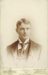 Thumbnail of Lowell Manley, class of 1894