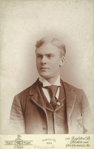 Thumbnail of Samuel F. Howard, class of 1894