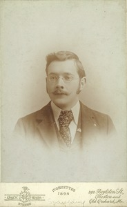 Thumbnail of Charles H. Spaulding, class of 1894