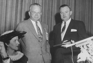 Thumbnail of Louis W. Ross and Michael Donahue