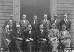 Thumbnail of Class of 1921 at fifth reunion