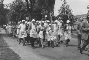 Class of 1928 at reunion