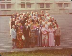 Thumbnail of Class of 1927 at 50th reunion