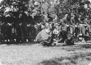 Thumbnail of Class of 1931 during class day exercises