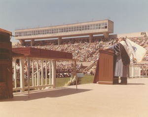 Thumbnail of Class of 1972 Commencement