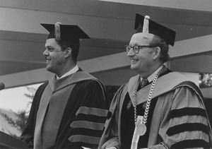Thumbnail of Class of 1973 Commencement