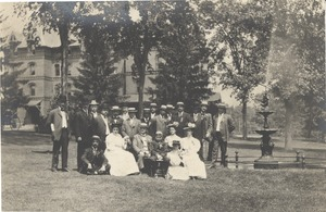 Thumbnail of Class of 1882 at 25th reunion