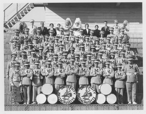 Thumbnail of Marching band, miscellaneous