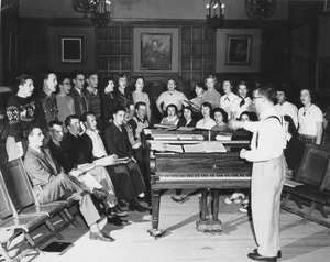 Thumbnail of Chorale (1953-4)