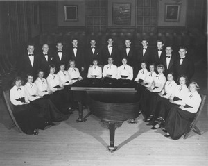 Thumbnail of Chorale (1950-1)